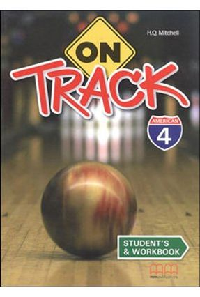 On Track 4 - American - Student's Book And Workbook - Mitchell,H. Q.   Nisrs.org