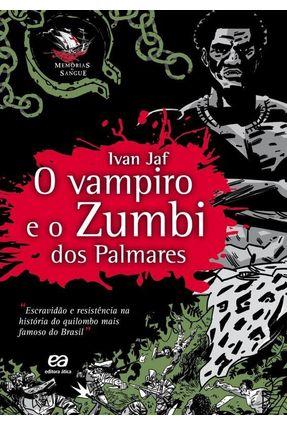 O Vampiro e o Zumbi - Ivan Jaf pdf epub