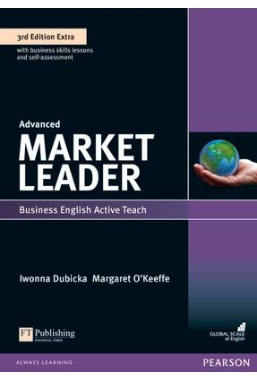 Market Leader - Extra Advanced Level - Activeteach - 3Rd Edition - David Cotton,David Falvey,Simon Kent | Hoshan.org