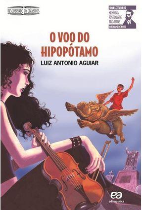 O Voo do Hipopótamo - Col. Descobrindo Os Clássicos -  pdf epub