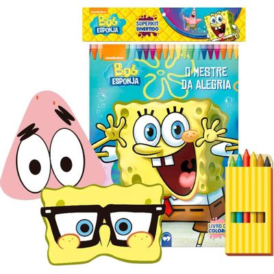 Bob Esponja - Superkit Divertido