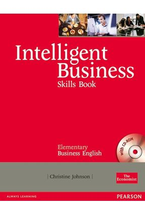 Intelligent Business Challenges - Elementary Skills with CD-Rom - Johnson,Christine | Tagrny.org