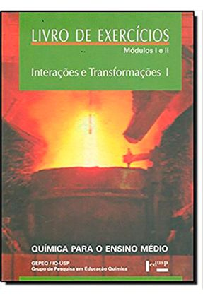 Interacoes Trans.Livro De Exercicios -Mod.1/2 - Gepeq   Tagrny.org