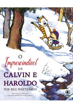 Calvin E Haroldo - Volume 16 - O Imprescindível De Calvin E Haroldo -  pdf epub
