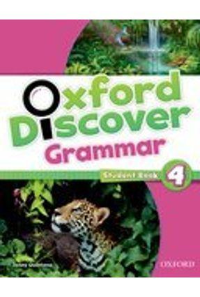 Oxford Discover 4 - Grammar Student'S Book - Oxford pdf epub