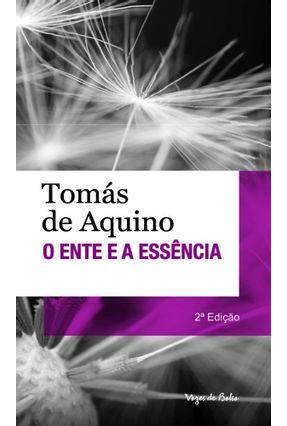 O Ente e A Essência - Edição de Bolso - Aquino,São Tomás De | Hoshan.org