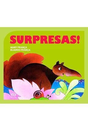 Surpresas! - Col. Gato e Rato - Mary França Eliardo França   Hoshan.org