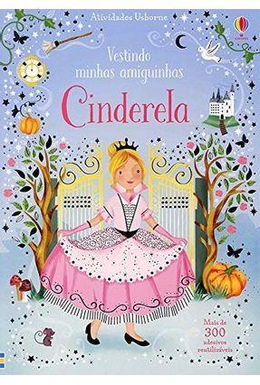 Cinderela: Vestindo Minhas Amiguinhas - Editora Nobel pdf epub