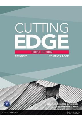 Cutting Edge Advanced New Edition Students' Book And DVD Pack - Sarah Cunningham Peter Moor Aramita Grace | Nisrs.org