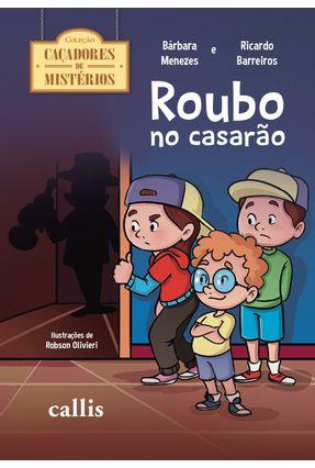 Roubo No Casarão - Menezes,Barbara Barreiros,Ricardo pdf epub