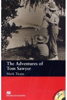 The Adventures Of Tom Sawyer - Audio CD Included - Macmillan Readers - Macmillan | Nisrs.org