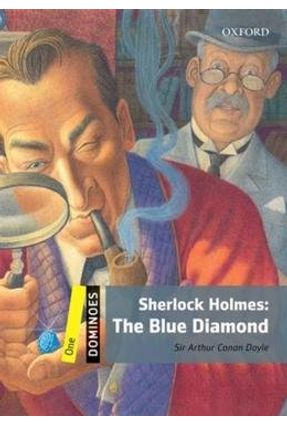 The Blue Diamond - Dominoes - Pack - 2ª Ed. - Doyle,Arthur Conan | Hoshan.org