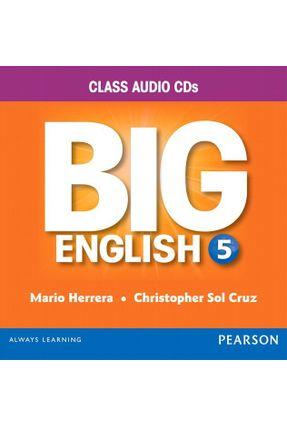 Big English 5 Class Audio - Herrera,Mario Cruz,Christopher Sol | Hoshan.org