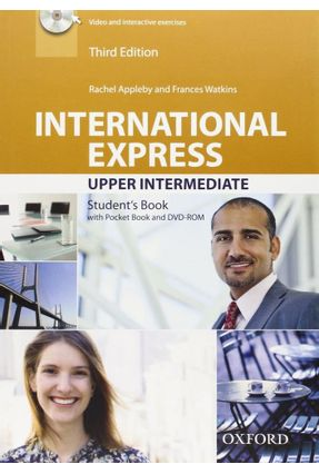 International Express - Upper-Intermediate - Student's Book Pack - Third Edition - Editora Oxford | Nisrs.org