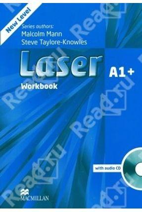Laser A1+ Workbook With Audio CD - No Key - New Edition - Macmillan | Nisrs.org