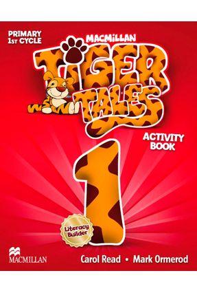 Tiger Tales - Activity Book - Level 1 - L. Peimbert M. Monterrubio Alvarez pdf epub