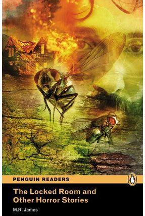 The Locked Room & Other Horror Stories - Level 4 - Pack CD - Penguin Readers - James pdf epub