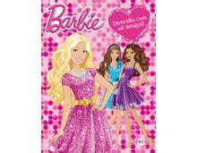 Barbie Em Rock N Royals Livro Para Colorir Saraiva