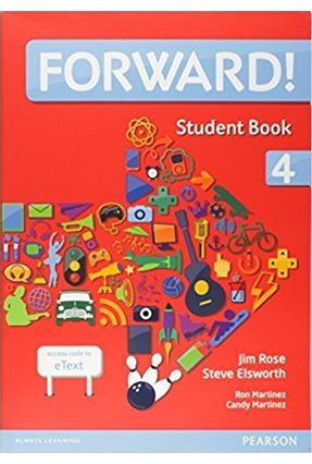 Forward! 4 - Pack Student's Book with Etext & Multi-Rom - Editora Pearson | Hoshan.org