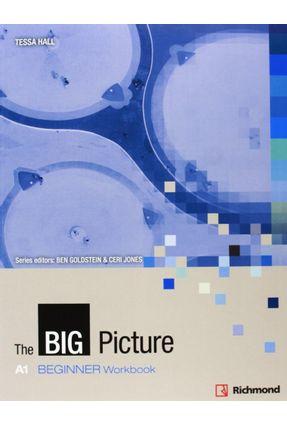 The Big Picture Beginner A1 - Workbook + Student's Audio CD - Editora Moderna   Nisrs.org