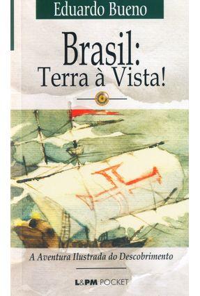 Brasil : Terra À Vista! - Pocket / Bolso - Bueno,Eduardo pdf epub