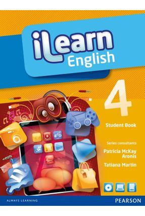 Ilearn English 4 Sb Pack - Pearson pdf epub