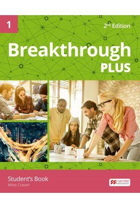 Breakthrough Plus 2Nd Student's Book Premium Pack-1 - Craven,Miles pdf epub