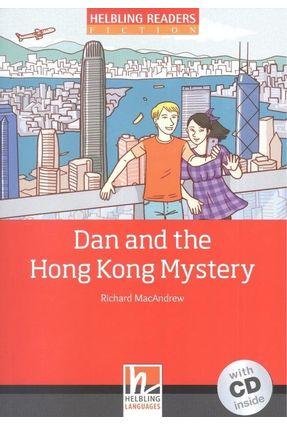 Dan And The Hong Kong Mystery - With Cd - Elementary - Macandrew,richard | Hoshan.org