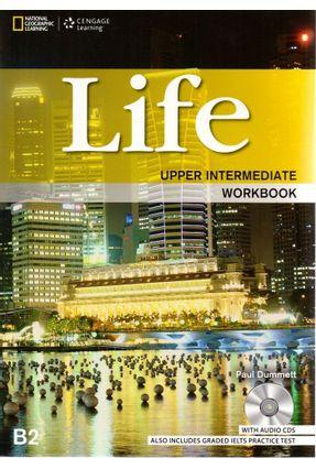 Life - Upper-intermediate - Workbook + Workbook Audio CD - Dummett,Paul   Tagrny.org