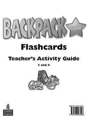 Backpack Gold 3-4 Flashcards - Herrera Pinkley | Tagrny.org