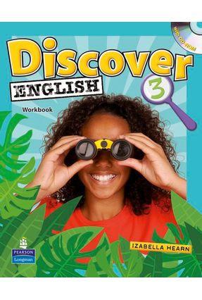 Discover English 3 Acty Bk W/Multirom 1E 3 Activity Book W/Multi Rom 1E - Editora Pearson | Nisrs.org