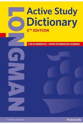 Longman Active Study Dictionary - 5ª Ed. - Longman Longman   Hoshan.org