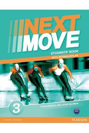 Next Move 3 - Students Book With Myenglishlab - Editora Pearson pdf epub