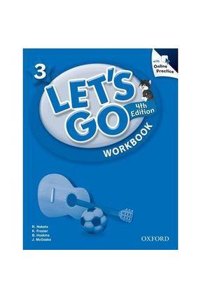 Lets Go 3 - Workbook With Online Pratice - Fourth Edition - Nakata,Ritsuko pdf epub