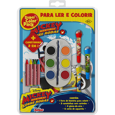 Disney - Super Color Pack - Mickey