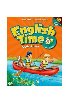 English Time 5 - Student´S Book  + Pack CD - 2 Edition - Susan Rivers Toyama Rivers | Nisrs.org