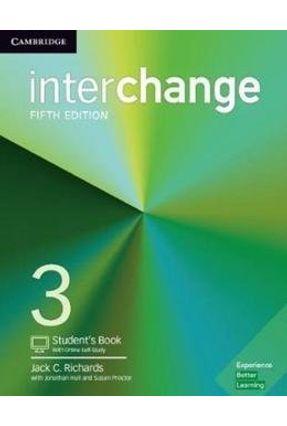 Interchange 3 Student´S Book - Fifth Edition - RICHARDS ,JACK | Hoshan.org