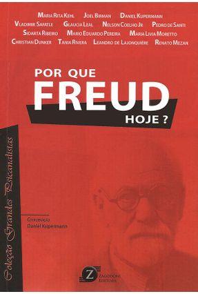Por Que Freud Hoje ? - KEHL KEHL | Hoshan.org