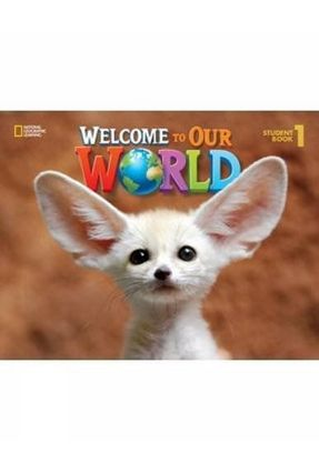 Welcome To Our World 1 - Student Book + DVD - Cengage | Hoshan.org