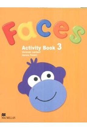 Faces 3 - Activity Book - Macmillan   Tagrny.org