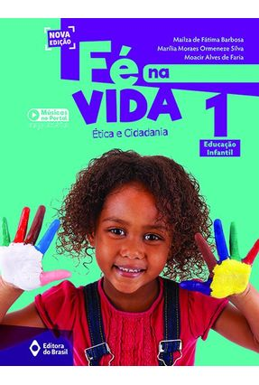 Usado - Fé na Vida - Educação Infantil - Vol. 1