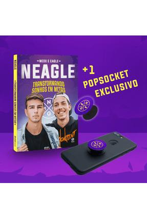 Neagle - Transformando Sonhos Em Metas - Acompanha 1 Popsocket