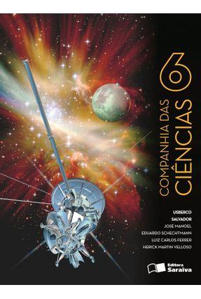 Usado - Companhia Das Ciências - 6º Ano - 3ª Ed. 2015