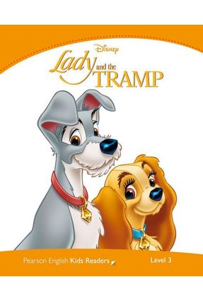 Lady And The Tramp 3 - Penguin Kids - Editora Pearson | Hoshan.org