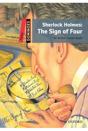 Dominoes - Level 3 - Sherlock Holmes -  The Sign Of Four - Pack - 2ª Ed. - Editora Oxford | Hoshan.org