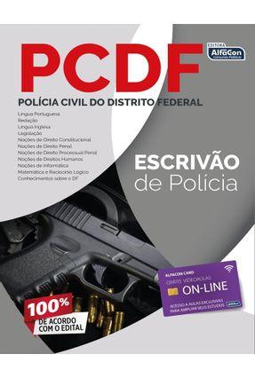 Polícia Civil Do Distrito Federal - Escrivão De Polícia -  pdf epub