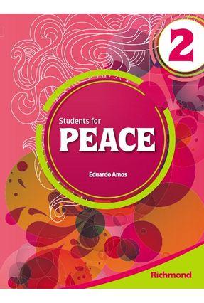 Student'S For Peace 2 - Livro do Aluno + Mutirom - Amos,Eduardo pdf epub