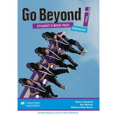 Go Beyond - Intro - Student's Book