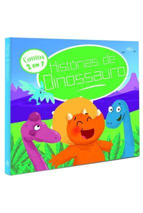 Contos 2 Em 1 - Histórias De Dinossauros -  pdf epub