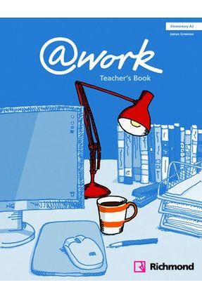 At Work Elementary - Teacher's Book - James Greenan   Tagrny.org